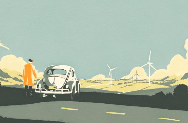 Your Shot: The VW Beetle's Last Mile