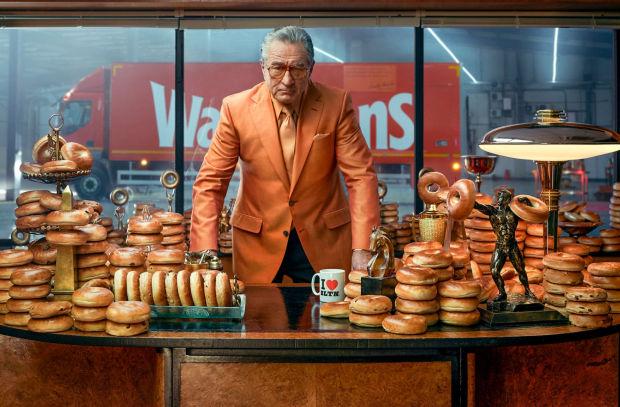 Edward White Scores Goodfellas-Inspired Warburtons Ad Starring Robert De Niro
