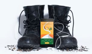 Nord DDB Develops a Wanderlust-Inspired AudioBook That's 55 Miles Long