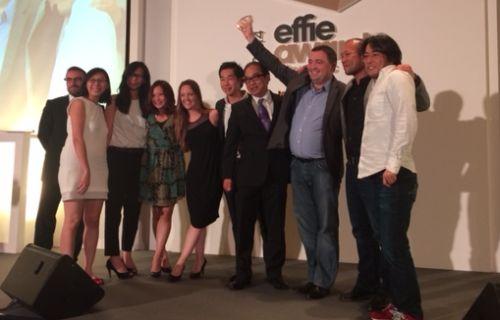 BBDO Wins Numerous APAC Effie Awards
