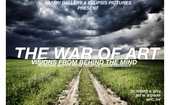 'The War of Art' Show Now Open for Entries