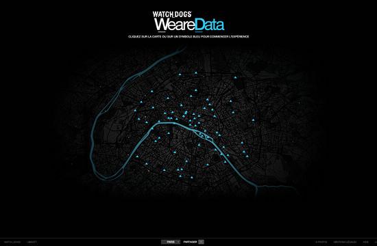 BETC & Ubisoft Launch WeareData