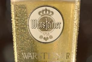 Beer Brand Warsteiner Lifts a Toast to Lufthansa's 60th Anniversary