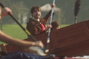 Sebastien Petretti Captures Wardrobe Water Rafting for Trading Site Spot