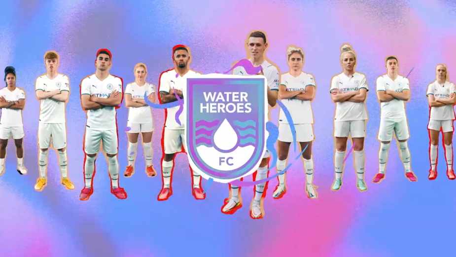 Pep Guardiola Leads 'Water Heroes FC' in Campaign to Turn the Tide on the Global Water Crisis