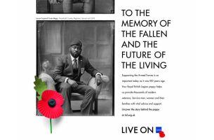 Y&R London's 'Portraits Behind the Poppy' Wins Effie Award for the Royal British Legion
