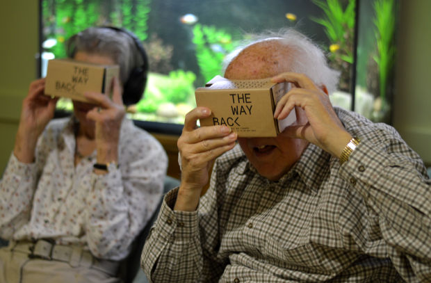 VR for Dementia Sufferers Wins New 'Side Hustle' D&AD Festival Award