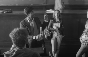 Del Campo Saatchi Looks to the Good Old Days in New Schweppes Campaign