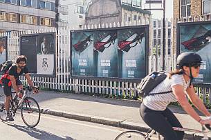 WCRS' Striking OOH Campaign for End Youth Homelessness Aims to Turn Lives Around