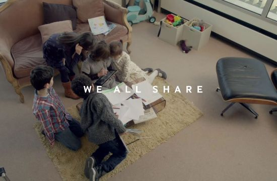 Samsung and Leo Burnett Launch 'We All Share