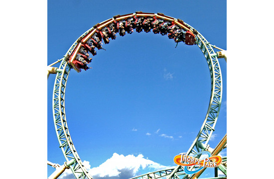 Thorpe Park Appoints We Are Social