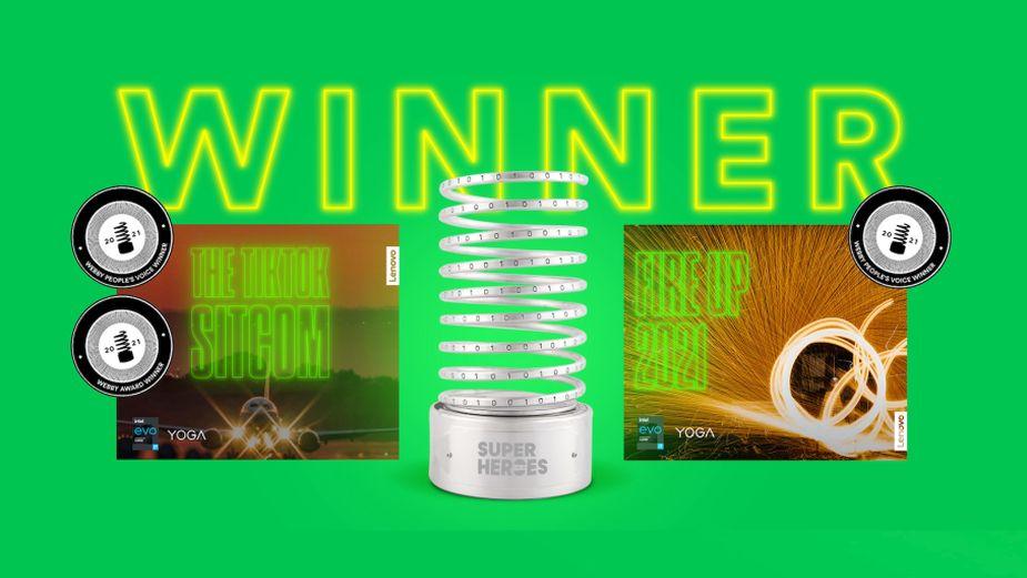 SuperHeroes Picks Up Three Webby Award Wins