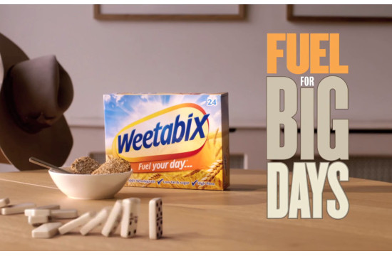 Weetabix Fuels Up For 'Back To School' Push