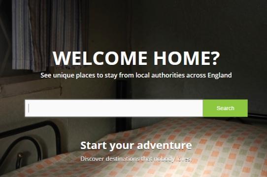 Find the Perfect Squalid Accomodation with Barnardo's Carebandb.org.uk