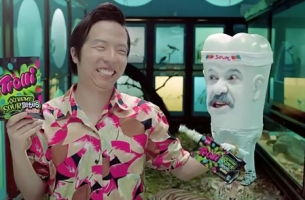 Periscope & Zoic's New Trolli Sweet Spots are Wonderfully Weird