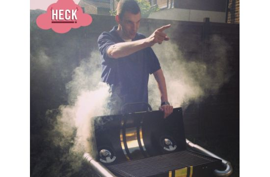 Tim Westwood Pimps That BBQ for Heck Sausages
