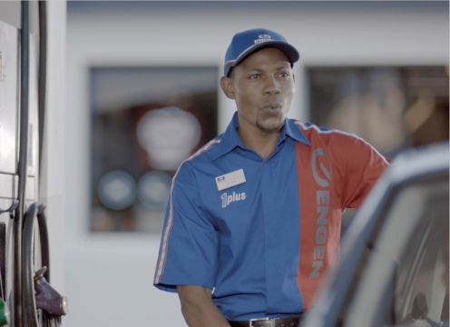 FCB Cape Town Sings a Wonderful World in New Engen Ad