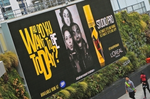 L'Oreal Paris Launches Studio Pro with New Out of Home Campaign