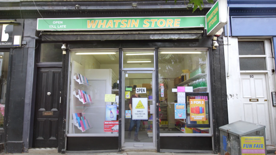 The&Partnership and RNIB Highlight Inaccessible Packaging with Pop-Up 'Whatsin Store'