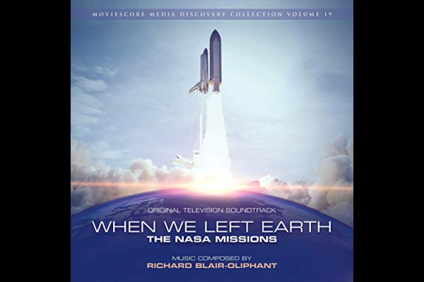 Manners McDade's Richard Blair-Oliphant Releases Two New Soundtracks
