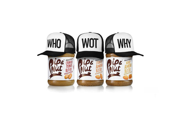 Who Wot Why Wins Pip & Nut Brand Account