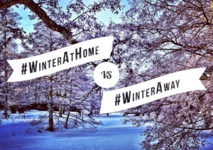 We Are Social Compares #WinterAtHome to #WinterAway for Expedia