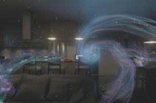 ODD Fills a Home with Wispy Wi-Fi Waves for Bright House Networks