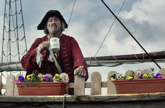 Neighbourly Battles on the High Seas in Pirate-Infested Wilko Spot