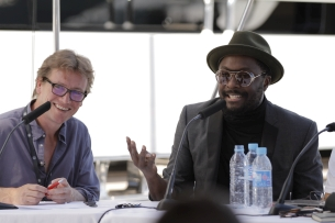 will.i.am Hits Cannes Lions to Discuss New Models for the New World