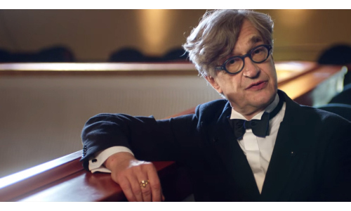 Wim Wenders' Rules of Cinema Perfection in Stella Artois Ad