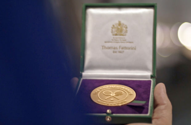 Wimbledon Honours an Epic Fortnight of Tennis with 'The Coin Toss'