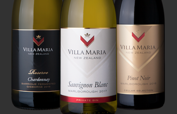 VMLY&R Wins Villa Maria Estate Account