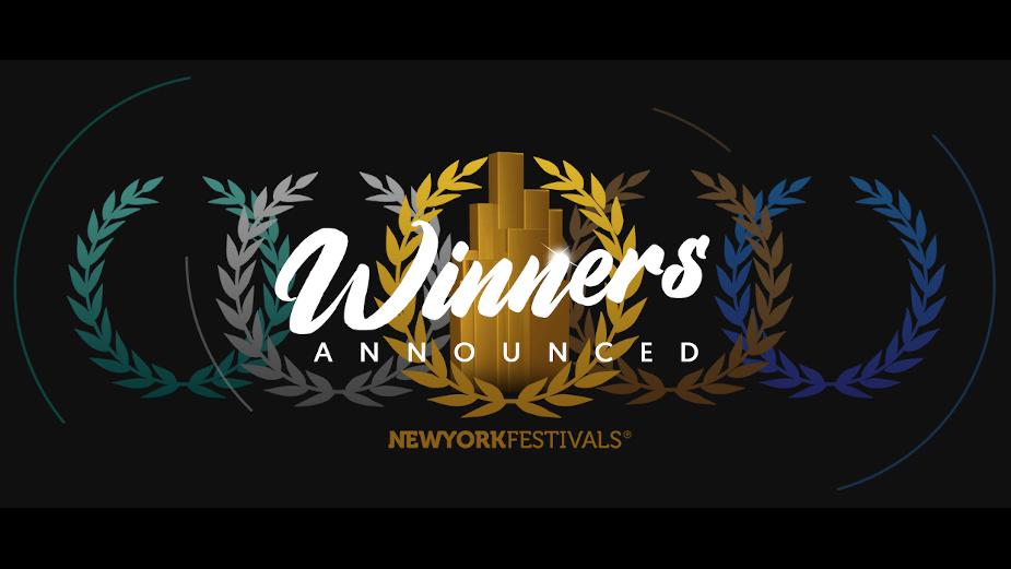 New York Festivals Advertising Awards Announces 2020 Winners