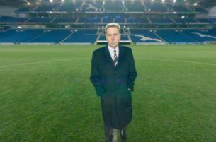 Harry Redknapp Coaches England's Worst Football Team Through Rousing VR Speech