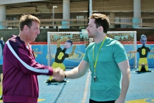 Football-loving YouTubers Head to Wembley for New EE Campaign