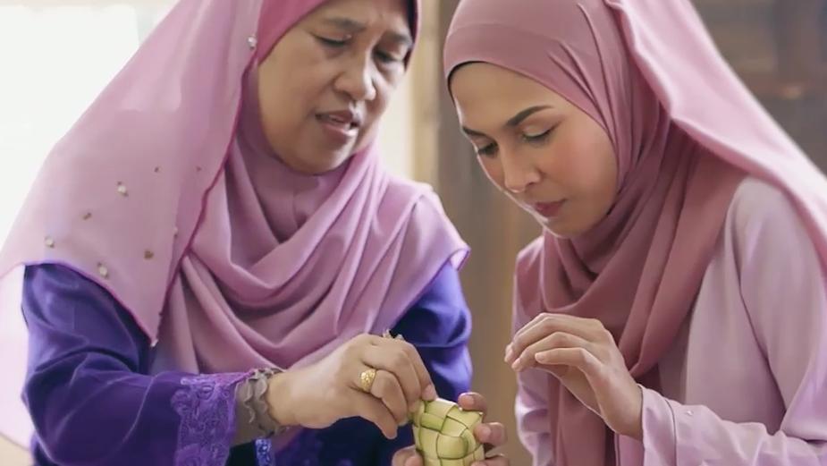 RHB Group Celebrates Eid-al-Fitr Festivities with Stock Footage Spot
