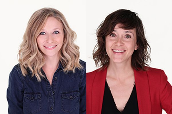 RPA Promotes Krystle Mullin and Ariel Shukert to Creative Directors