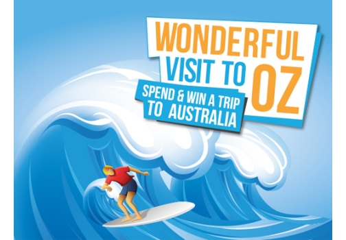 Take a 'Wonderful Visit to Oz' with Lowe Malaysia's Campaign for KLIA2