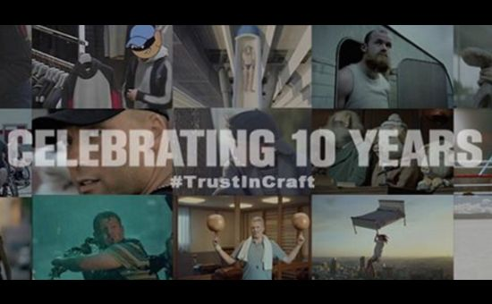 10 Years of Work's Work
