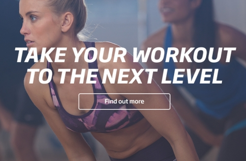 Tribal Worldwide London Revamps Fitness First Web Experience