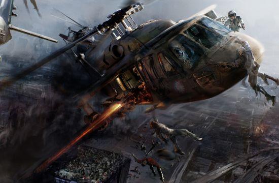Framestore Talks World War Z
