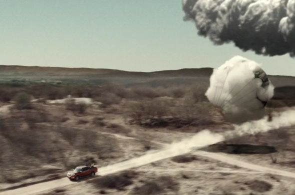 Farmers Catch Clouds to Bring Rain to Dry Land in Epic Nissan Frontier Spot