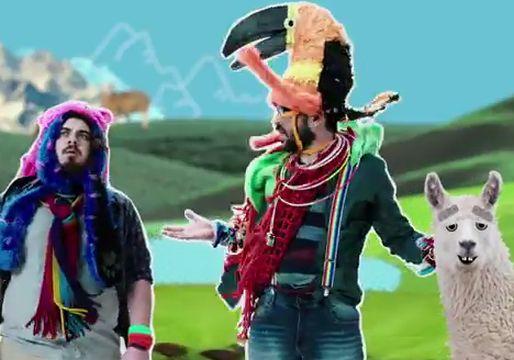 Space Llamas, Dancing Sheep & a Catchy Song in New Wotif Spot