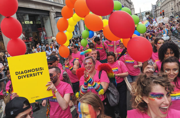Beyond the Rainbow: WPP Health Practice's First Pride