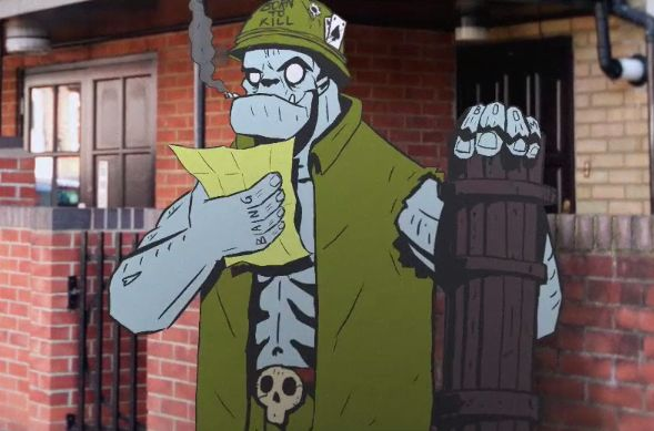 Animated Assassins Are Coming for London's Ad Agencies...