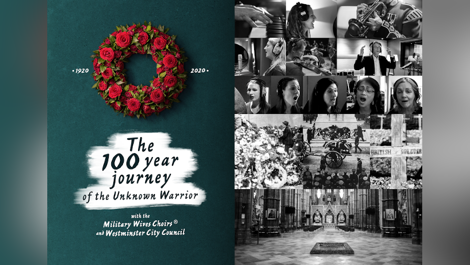 The Military Wives Choirs, Westminster and TMW UNLIMITED Commemorate Journey of the Unknown Warrior