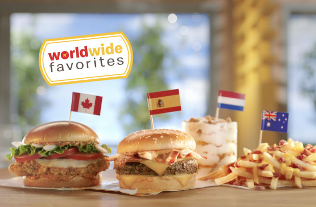 Around the World Is Now around the Corner in McDonald's Latest Ads