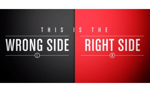 Are You On The Right Side? Red Cross Radio Ad Tells The Two Sides Of A Disaster