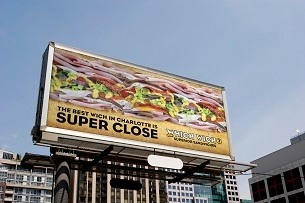 New Which Wich Campaign Gives a Close Look at a Superior Sandwich