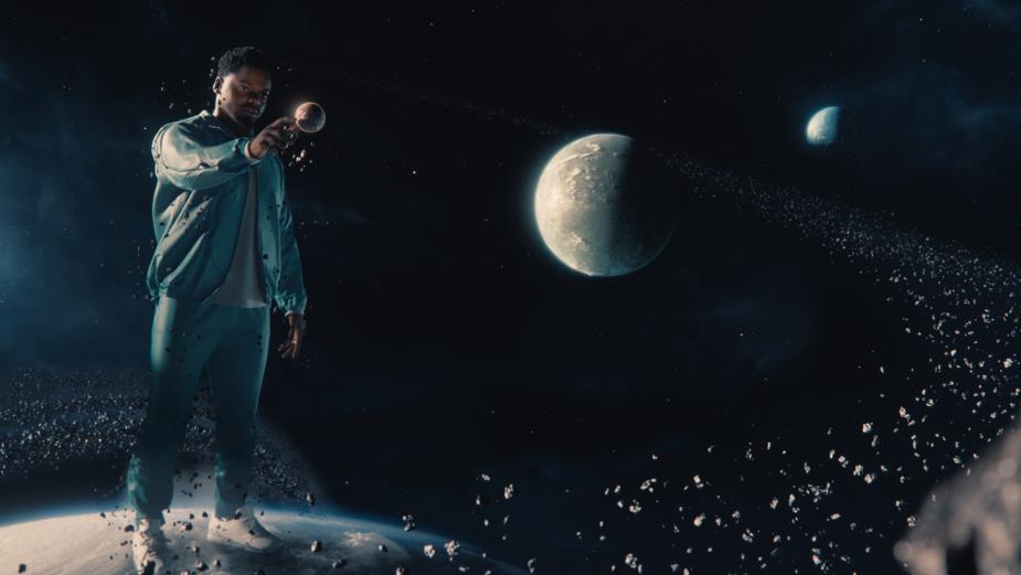 Ian Pons Jewell Powers Daniel Kaluuya's Dreams in Delightfully Trippy Xbox Spot